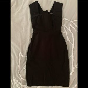 Banana Republic used Black Dress Petite Size 0